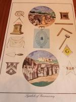 Ancient Masonic Chart