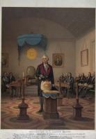 George Washington as Master Mason