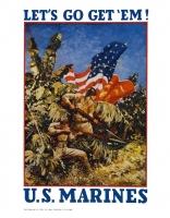 Let's Go get 'Em - U.S. Marines