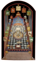 Royal Arch Masons Tracing Board