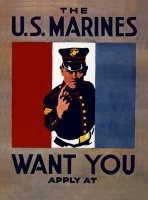 The US Marines Want You